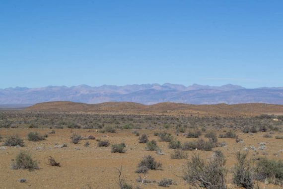 Water scarcity in the Karoo