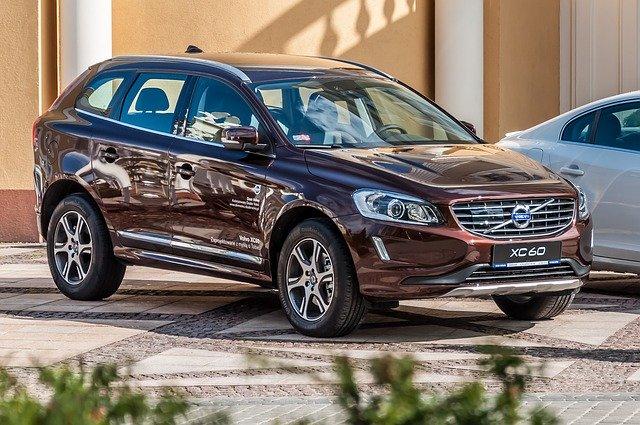 Volvo Branding